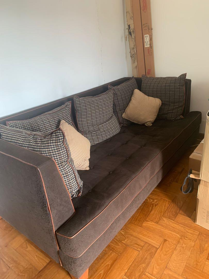 Ralph Lauren 4 Seater Sofa For Free