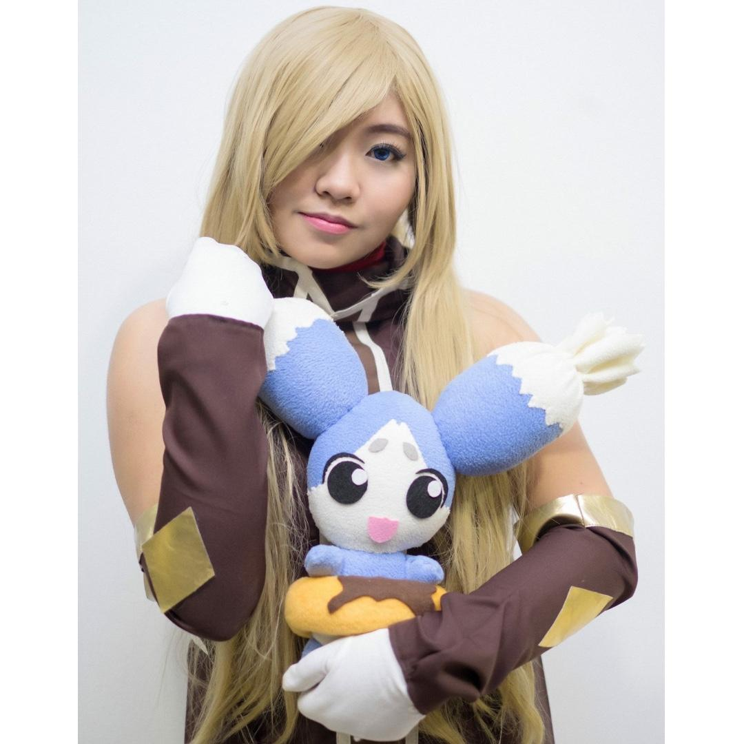 Rent: Tales of the Abyss Tear Costume