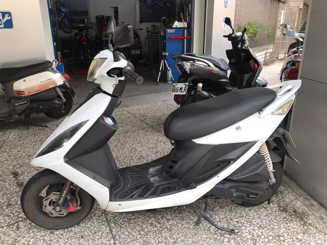 RX110/2007化油版-特價15900過戶辦到好