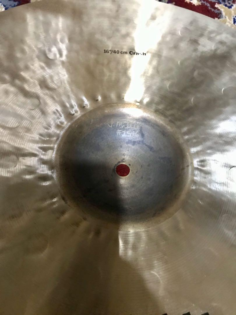 SABIAN Artisan 16'' Crash