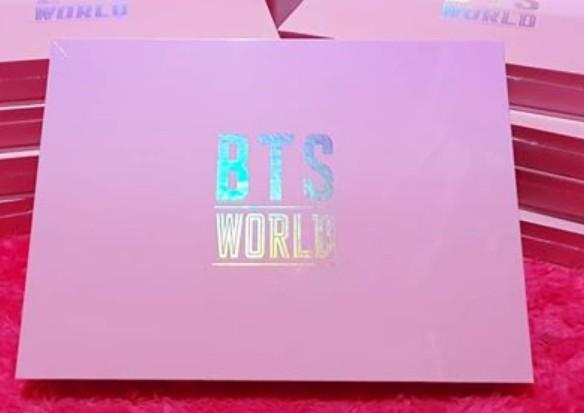 [SEALED] BTS WORLD LIMITED EDITION PACKAGE