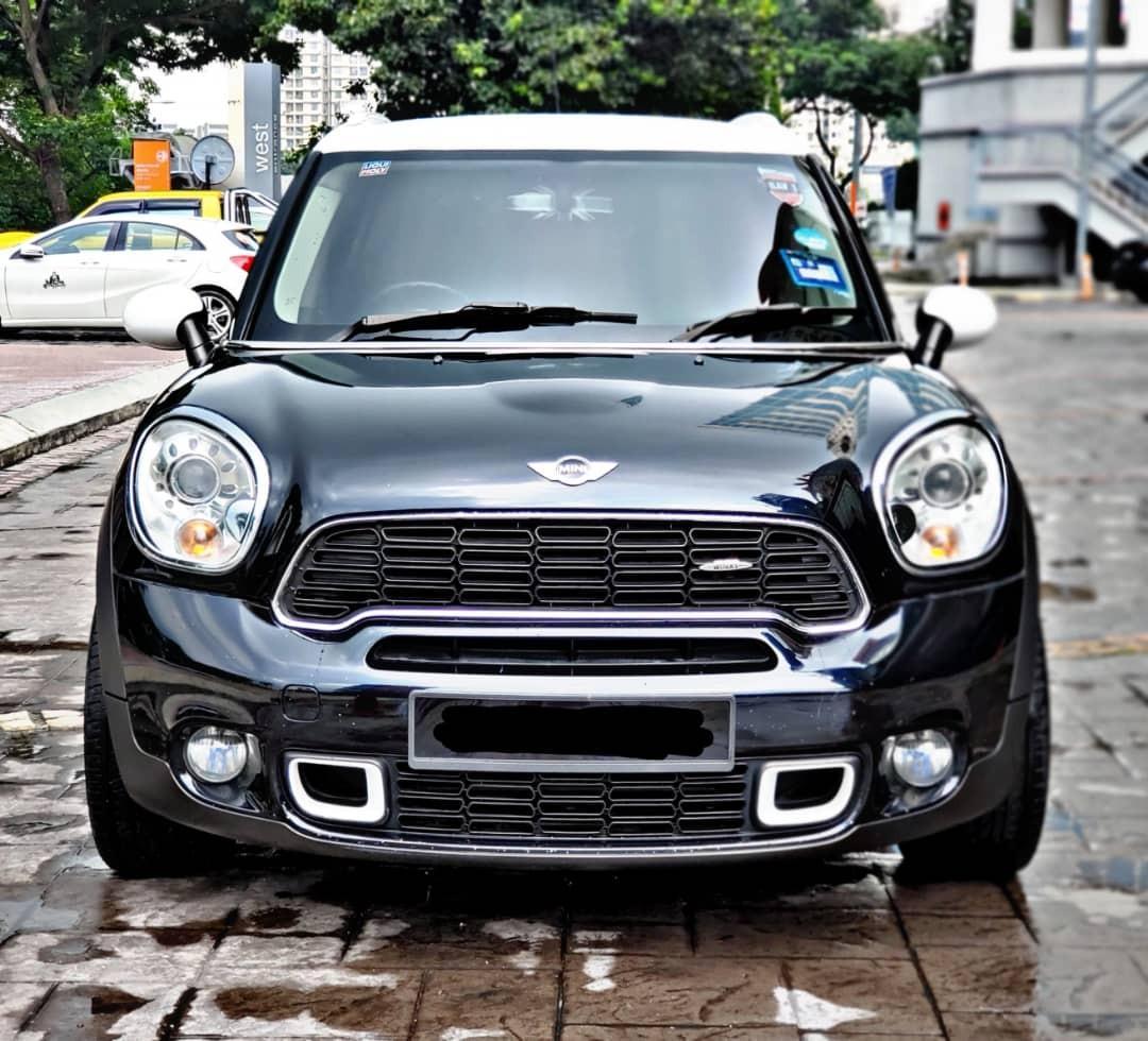 SEWA BELI>>MINI COOPER S COUNTRYMAN AUTO PANORAMIC ROOF 2012/2016