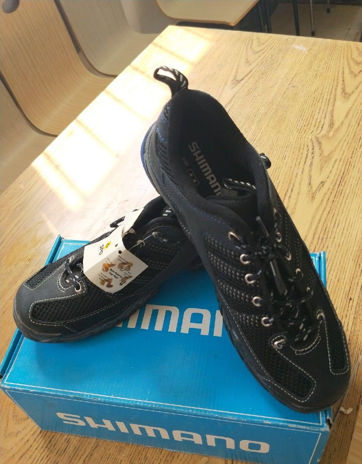 Shimano MT33 AM cleat shoe / size 42.44 / All new brand