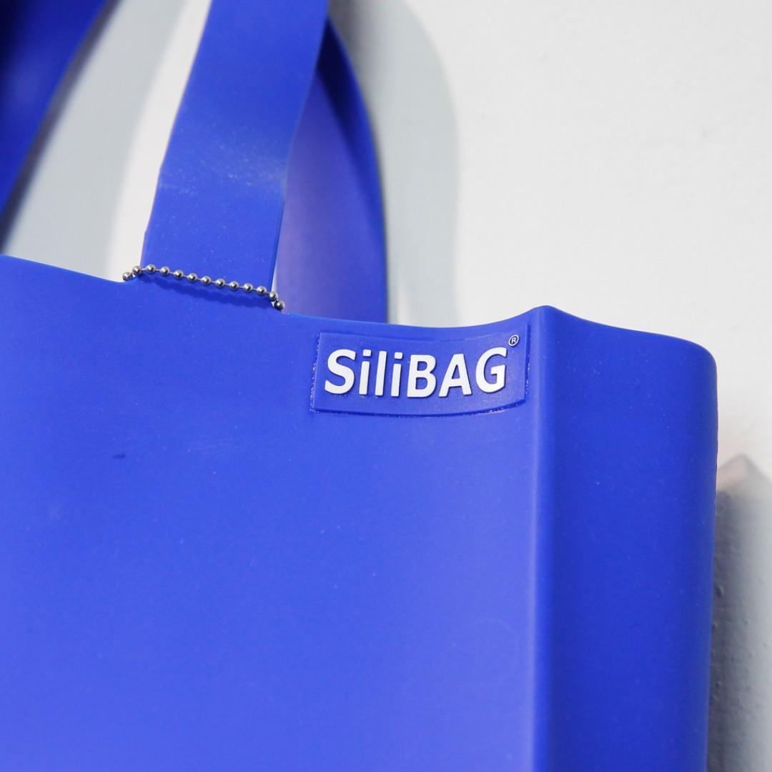 【工工】Silibag Hand / Side Backpack 特殊橡膠材質手拿側背小包