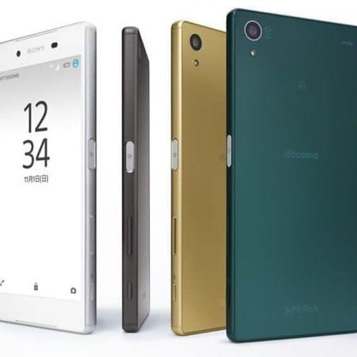 Sony Mobile -  Docomo  / AU