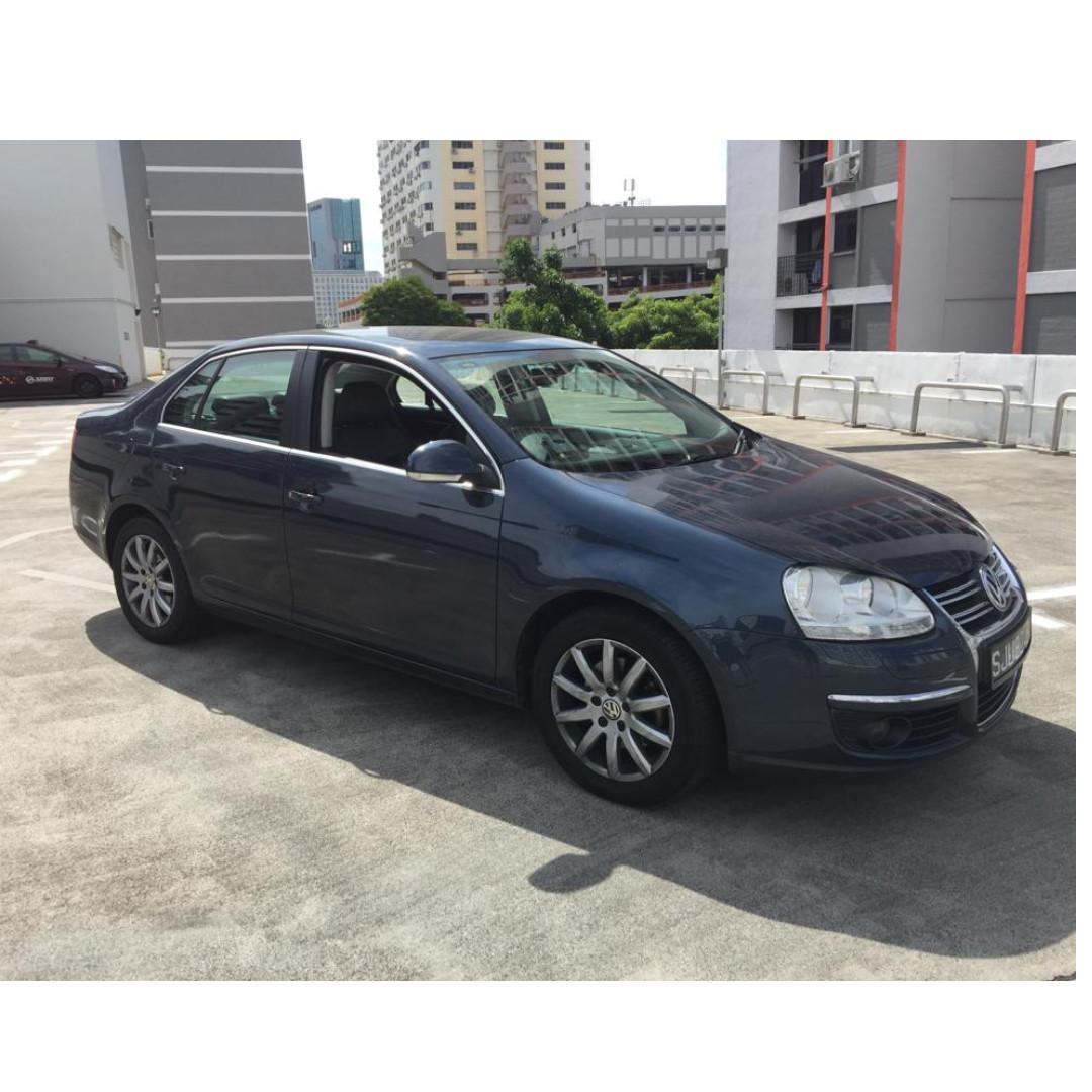 Sporty Volkswagen Jetta 1.4 TSI For Rental/Leasing