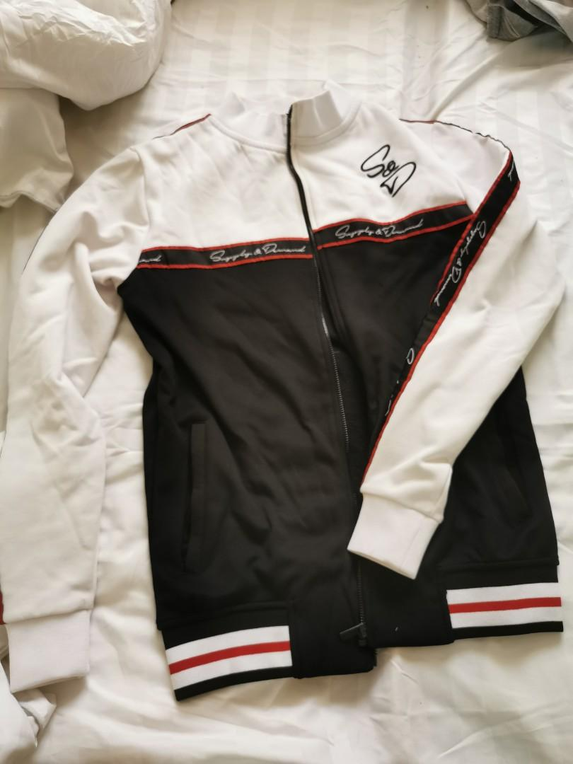 Supply and Demand Jacket
