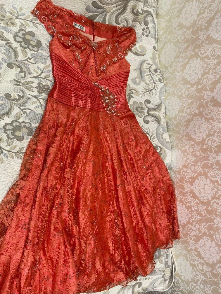 Tan Yoong Couture Evening Gown