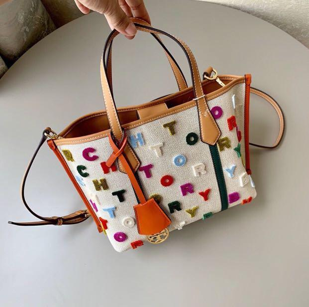 TORY BURCH PERRY TRIPLE COMPARTMENT NEW ARRIVAL FASTFASTFAST PO 🤩💕💕