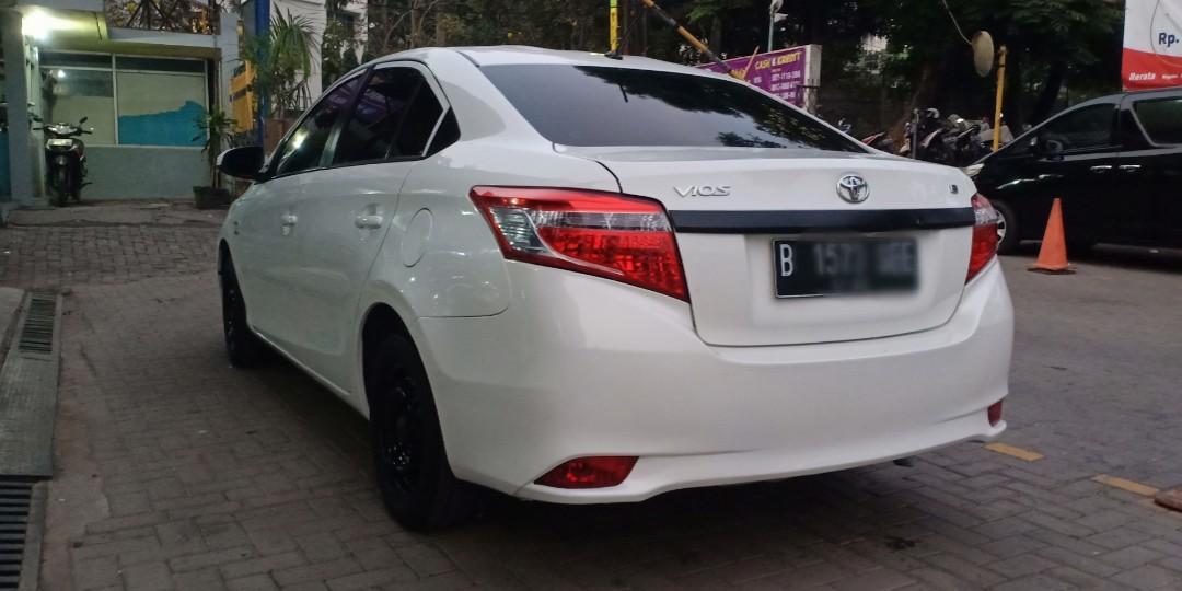 Toyota All New Vios limo 2013 elegan