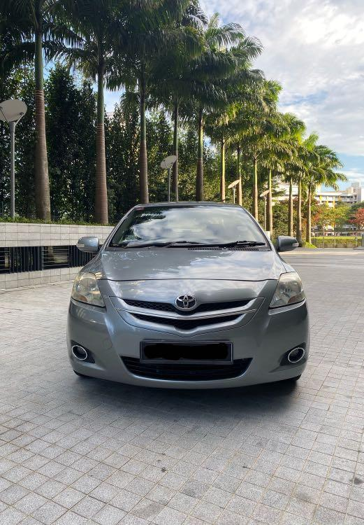 Toyota Vios 1.5A E (CHEAPEST IN TOWN)