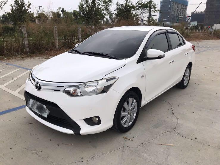 Toyota  Vios 2014年 里程六萬