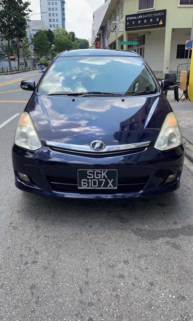 Toyota Wish (No deposit!!!)