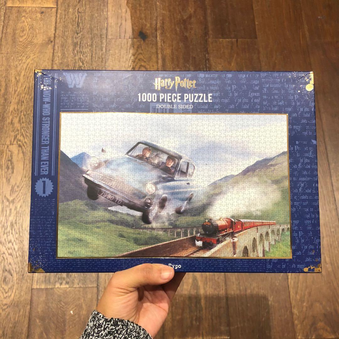 Typo Harry Potter Puzzle