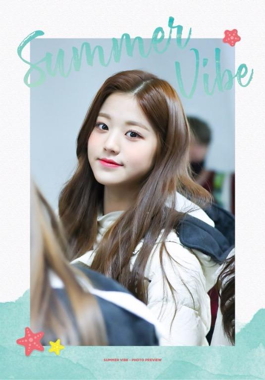 WONYOUNG - 2020 Season's Greeting 'summer vibe' [10/10]