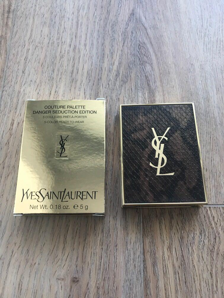 YSL Couture Palette Danger Seduction Edition Eyeshadow Palette