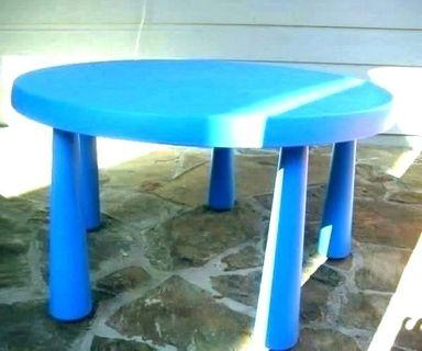 IKEA Kids Table with stools