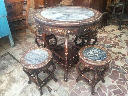 Antique Furniture Set