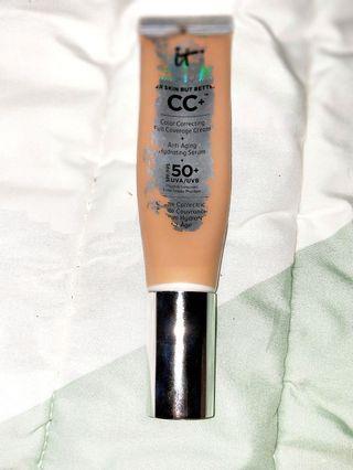 It Cosmetics CC cream Shade Light Medium