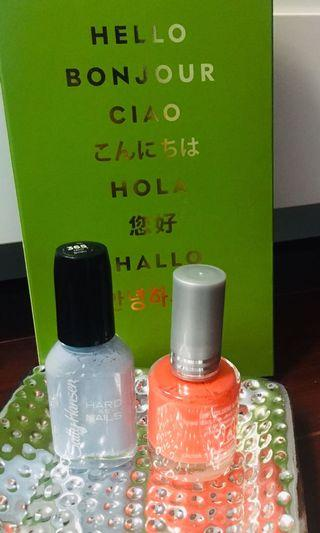 Free Nail-polishes with any Purchase!!