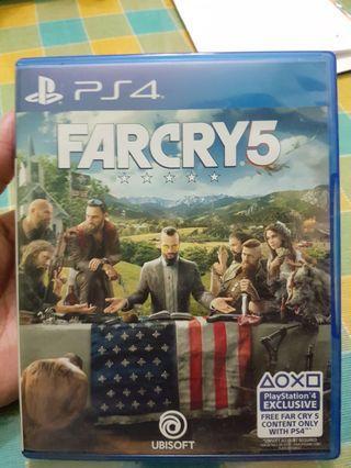 FS BD PS4 FAR CRY 5