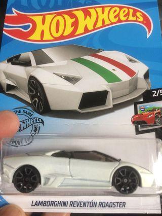 Hot Wheels Lamborghini Reventon Roadstar