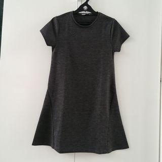 Grey Dress zara