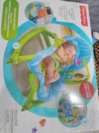 嬰兒幼兒遊戲椅,費雪