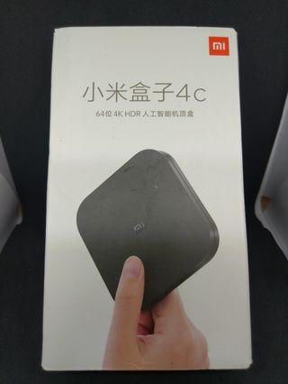 全新小米盒子4 破解版 2019.6製造 貨到付款 中壢平鎮可面交