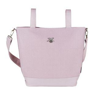 Branded Baby Bag PASITO A PASITO CHANGING BAG WITH CHANGING MAT – PINK COT #Letgo50