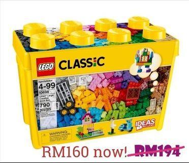 Lego Classic 10698  Creative Brick Box - LARGE