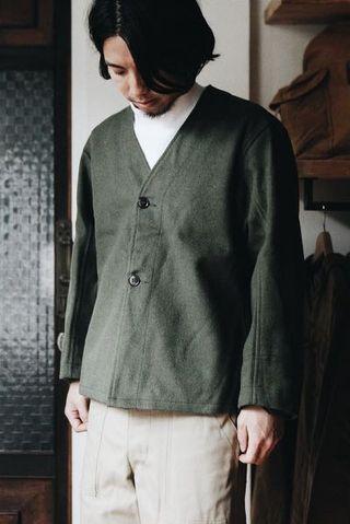 Vintage French Liner Jacket-1 法軍內裡 古著 外套 軍裝