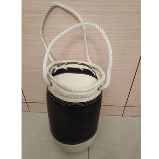 帆布沙包袋/出氣沙包 拳擊沙袋 (5kg)