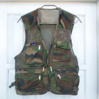 Rompi Tactical Vest Army