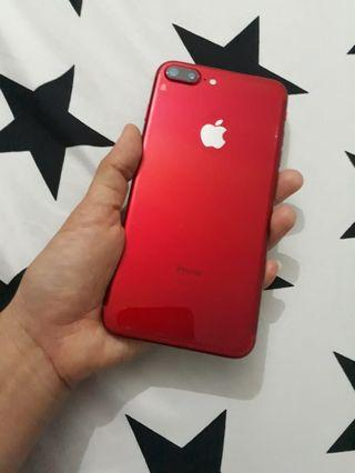Iphone 7+ 128 GB Product Red