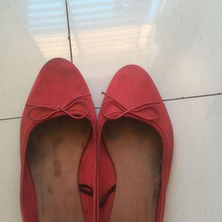 Red Shoes h&m