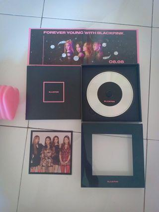 WTS FAST BLACKPINK SQUARE UP ALBUM