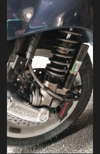 RPM 前避震器(Vespa 300)