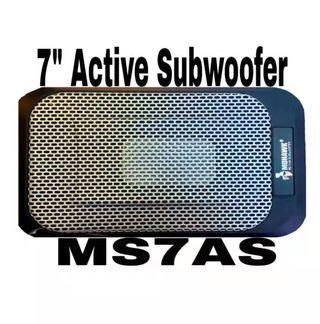 "Mohawk 7""ACTIVE SUBWOOFER"