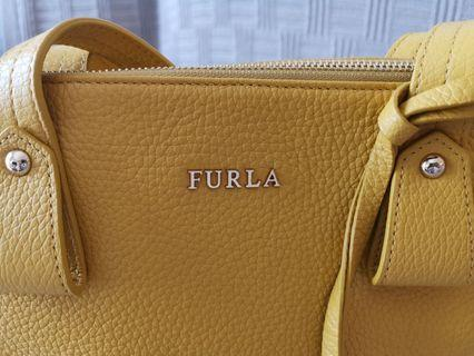 Authentic Furla Handbag