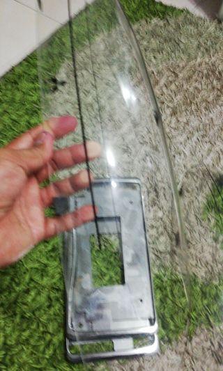Cover lampu n flap mitsubishi motor