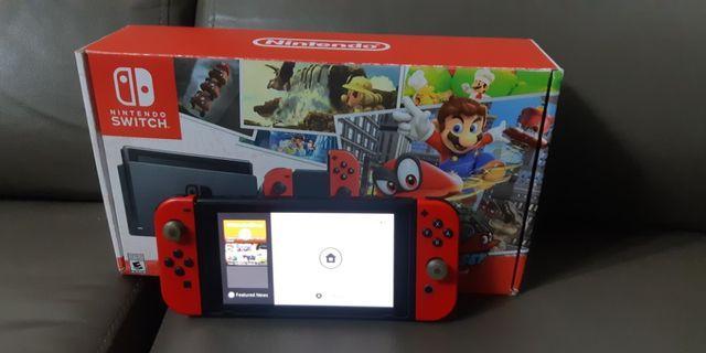 Nintendo switch Jailbreak 128GB