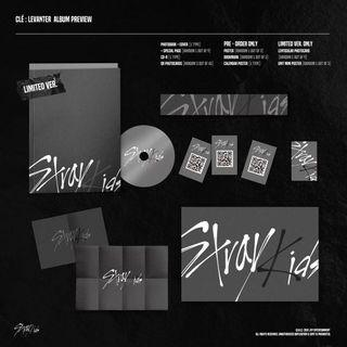 STRAY KIDS SKZ STRAY KIDZ LIMITED EDITION ALBUM