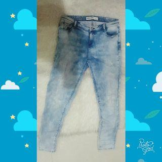 #reprice #1010flazz #joinoktober Light Blue Jeans by Baleno