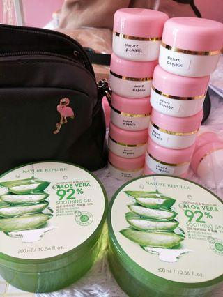 Nature Republic Aloe Vera share in jar
