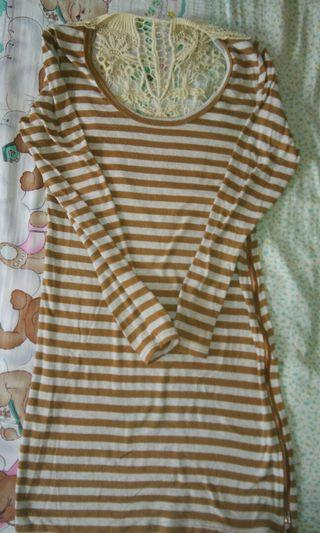 Knitware bodycon dress  #1010