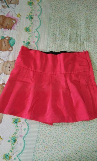 Short skirt pant  #1010