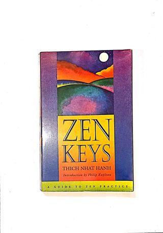 Zen Keys - Thich Nhat Hanh
