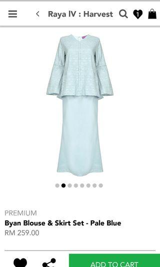 Baju Kurung Poplook Raya