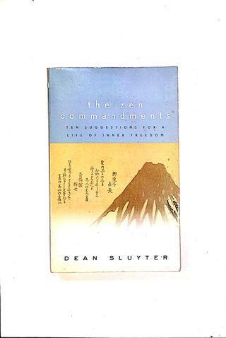 The Zen Commandments - Dean Sluyter